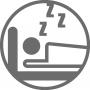 Icon für den Bereich Schnarchschienen der Gemeinschaftspraxis Dr. Helge Loock und Kollegen.